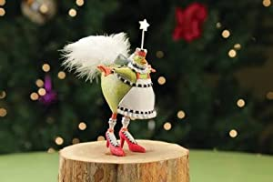 Patience Brewster Mini 12 Days Three French Hens Ornament