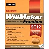 Quicken WillMaker Premium 2012 with Living Trust Maker Software - 2 Titles Included in 1 Package.