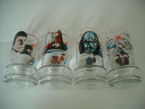 star-trek-search-for-spock-complete-set-of-four-taco-bell-glasses-by-taco-bell