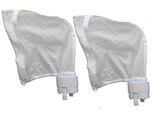 2 Pack Polaris 360 380 All Purpose Bag (Zipper Opening) Replace Part 9-100-1021 (Polaris Pool Cleaner Bags compare prices)