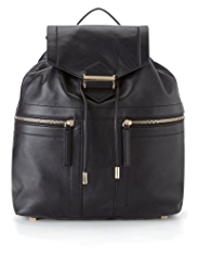 Autograph Leather Rucksack