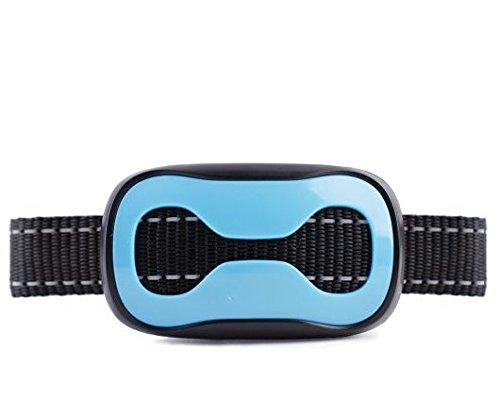 No Shock Dog No Bark Control Collar With Progressive Beep + Vibration by GoodBoy