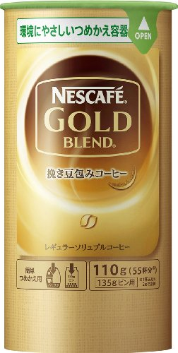 Nescafe Gold Blend Eco & System Pack 110g