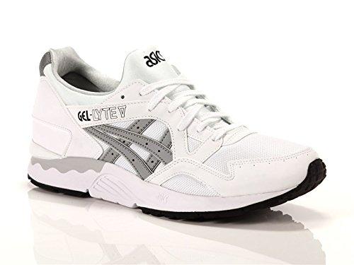 asics-gel-lyte-v-mens-leather-trainers-white-grey-43-eu