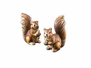 """Eichhörnchen """"Nüsschen"""", 2er Set"""