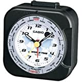 Casio TQ131U-1 - World Time Alarm Clock (Our ref: TQ131U / 1)