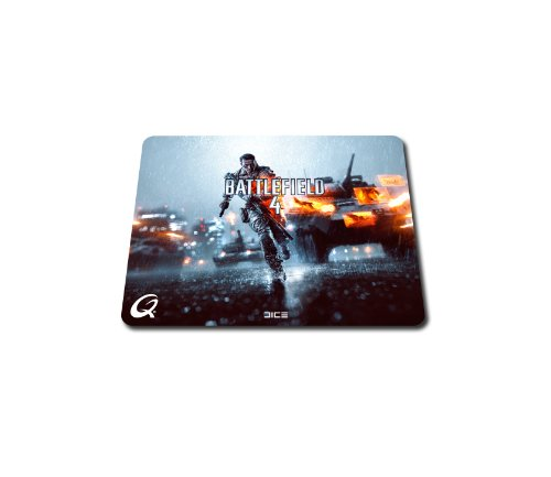 Kingston Technology Battlefield 4 Pro Qpad Fx Series Gaming Mousepad (Fx29) front-1052194