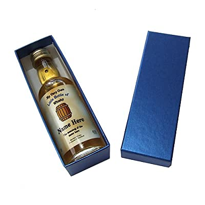 Julian - 5cl Miniature Bottle of Blended Whisky in Gift Box from Just Miniatures
