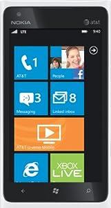 Nokia Lumia 900 4G Windows Phone, White (AT&T)