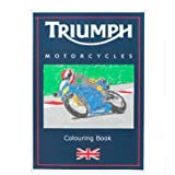 Triumph Motorcycles Colouring Book