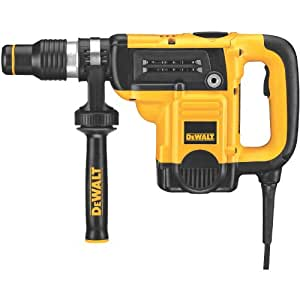 DEWALT D25501K 1-9/16-Inch SDS Max Combination Hammer Kit