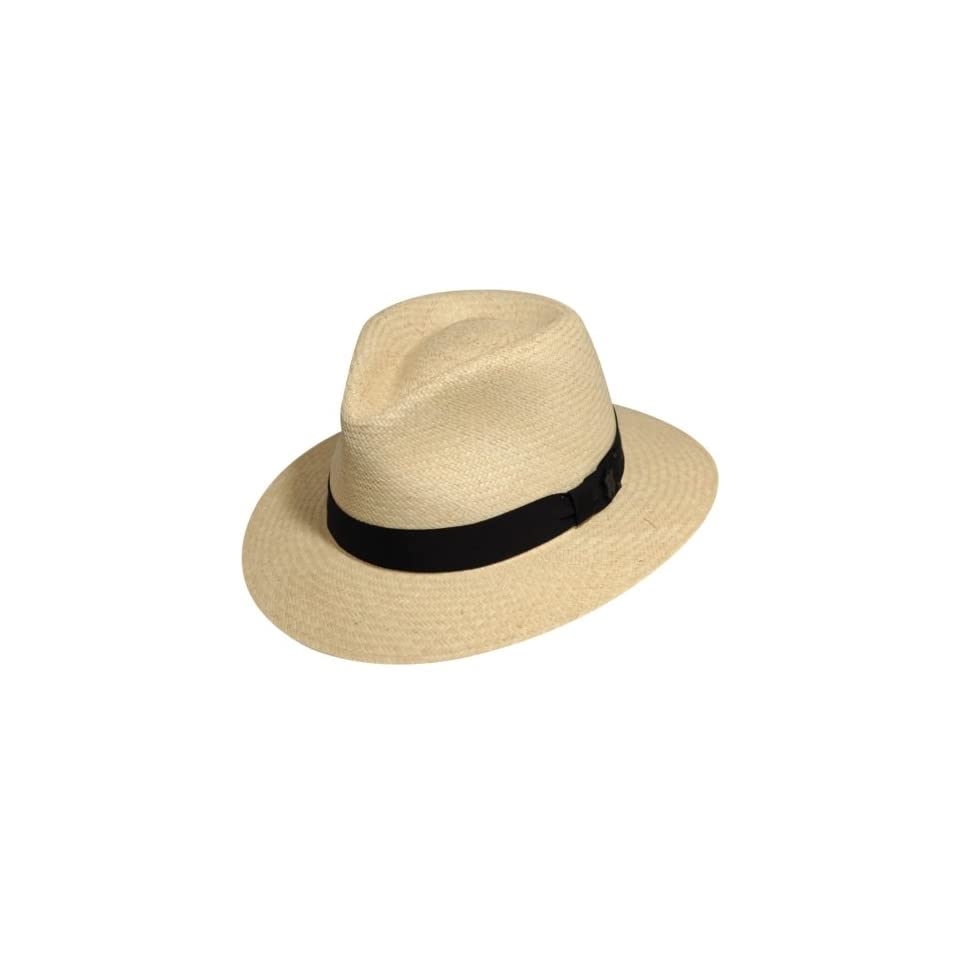 Bailey of Hollywood Brooks Straw Fedora Hat Clothing on PopScreen 476809c7b2dc