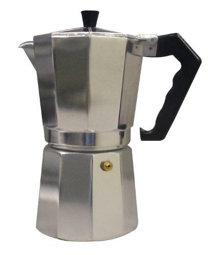 CucinaPro 270-06 Stovetop Espresso Machine, 6-Cup