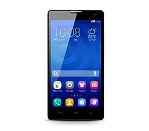 Honor 3C Smartphone débloqué H+ (Ecran : 5 pouces 8 Go Double SIM Android) Noir