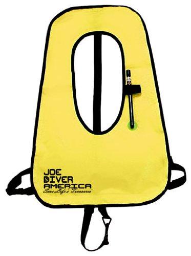JoeDiver's Inflatable Snorkel Vest - Snorkeling Vest