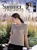 Cool Summer Sweaters: Crochet (Leisure Arts No. 3284)