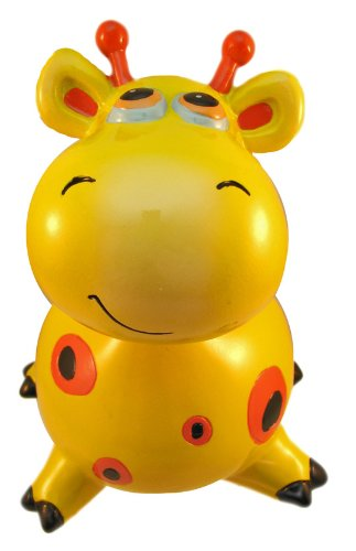 Adorable Bobble Head Giraffe Money Bank Piggy