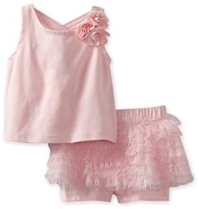 Kate Mack Baby-Girls Infant Blooming Roses Tee from Kate Mack