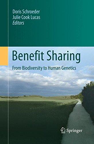 Benefit Sharing: From Biodiversity to Human Genetics