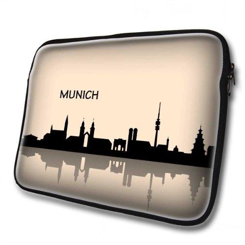 voyage-munich-designer-14-390mm-x-320mm-nero-custodia-sleeve-per-pc-con-cerniera-in-neoprene-resiste