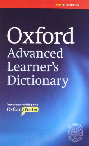 Oxford Advanced Learner's Dictionary 8th Edition price comparison at Flipkart, Amazon, Crossword, Uread, Bookadda, Landmark, Homeshop18