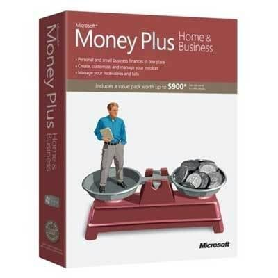Microsoft Money Plus Home and Business [Old Version]
