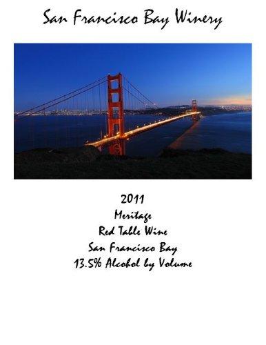 2011 San Francisco Bay Winery Meritage 750 Ml