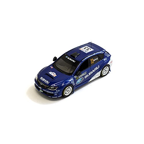j-collection-ixojc195-143-scale-subaru-impreza-pwrc-tarai-acropolis-rally-2009-model-car