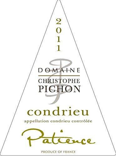2011 Domaine Christophe Pichon: Condrieu Patience 375 Ml