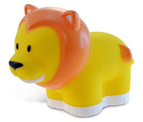 WeGlow International Bath Buddies - Lion (Pack of 2)