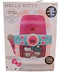 Hello Kitty Flashing Lights CD Karaok…