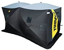 Frabill 7006 Thermal Headquarters Hub Style Shelter, Fishes 6
