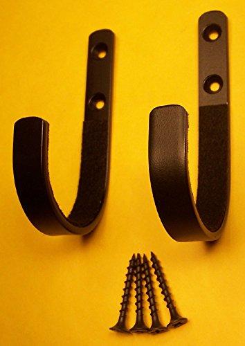 Buy Bargain Gun Rack Shotgun Hooks Rifle Hangers Archery Bow Felt Lined Wall Mount Storage