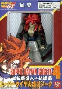 Dragon Ball GT Vol. 42 Super Saiyan Gogeta Action Figure (Gogeta Figure compare prices)