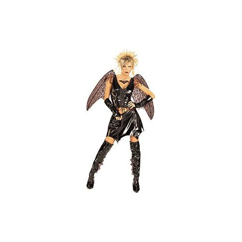 Sexy Bat Costume - Medium - Dress Size 10-14