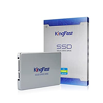 KingFast 2710MCJ15-128 120GB Internal SSD (Solid State Drive) 2.5-inch SATA III, Pulse SATA 6 GB/s