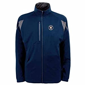 Houston Astros Highland Water Resistant Jacket by Antigua