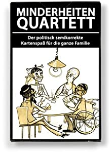 Minderheiten-Quartett