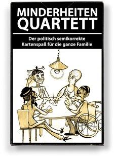 Quartett,Kartenspiel,Gesellschaftsspiel,Partyspiel
