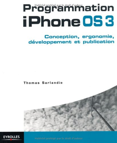 Programmation iPhone OS3