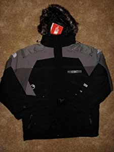 The North Face Steep Tech 600 Hooded Parka Men Jacket Size M