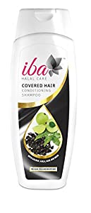 Iba Halal Care Covered Hair Conditioning Shampoo, 80ml