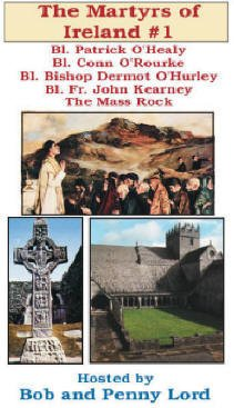 The Martyrs of Ireland #1