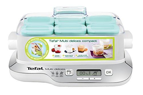 tefal-yg657120-yogurtera-electrica-3-funciones-6-tarros-de-cristal-6-escurridores-para-queso-fresco-