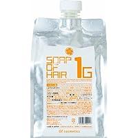 オブ・コスメティックス ソープオブへア・1-G エコサイズ(グレープフルーツの香り) 1,000ml