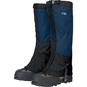 Buy Outdoor Research Mens Verglas Gaiters by Outdoor Research