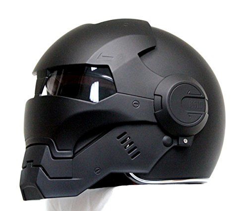 Galleon LC Prime Masei 610 Matt Black Atomic Man  : 41ayYBxrt5L Motorcycle Helmets <strong>Product</strong> from galleon.ph size 500 x 426 jpeg 27kB