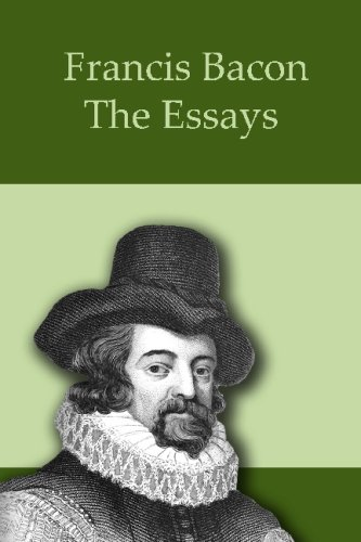 Essays of Francis Bacon - Of Studies (The Essays or