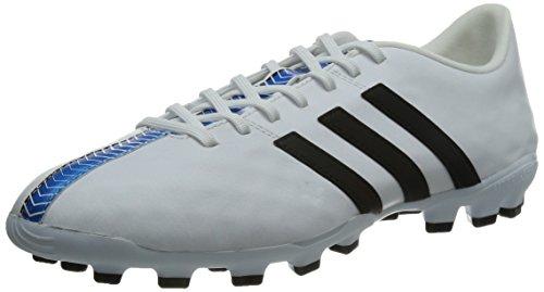 Adidas - 11 Nova Ag, Scarpe Da Calcio da uomo, Bianco (Weiß (ftwr white/core black/solar blue2 s14)), 40