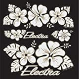 Electra Hawaii Sticker Decal Set Bike Bicycle